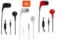 אוזניות גי בי אל JBL T100A