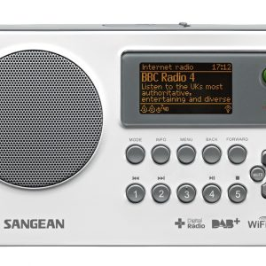 רדיו אינטרנט סנג'ין SANGEAN WFR-28D