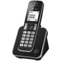 טלפון אלחוטי פנסוניק בעברית Panasonic KXTGD310