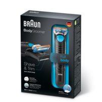מכונת גילוח לגוף בראון BRAUN cruZer 6 BODY
