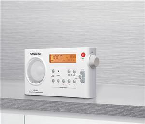 רדיו דיגיטלי נטען סנג'ין SANGEAN D7
