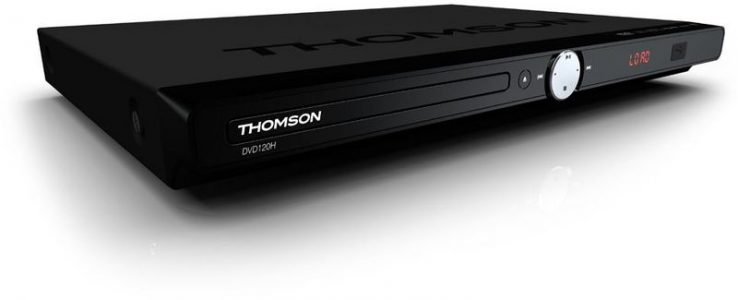 דיוידי THOMSON DVD-120H HDMI