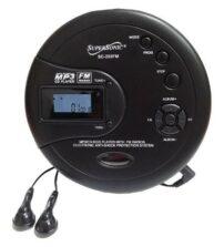 דיסקמן MP3 עם רדיו