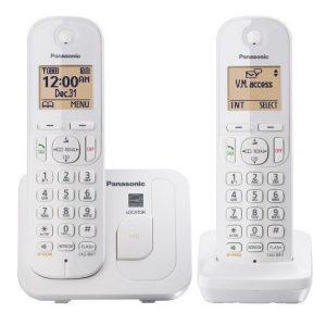 טלפון אלחוטי פנסוניק Panasonic KX-TGC212