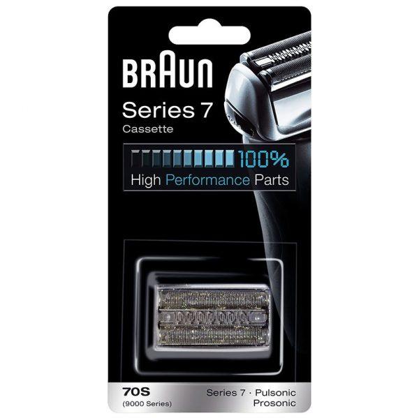 רשת וסכין למכונת גילוח בראון סדרה 7 BRAUN