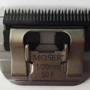 סכין למכונת תספורת מוזר MOSER 1/20MM 50F