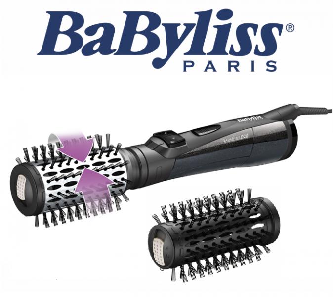 מברשת פן חשמלית מסתובבת BaByliss AS-551