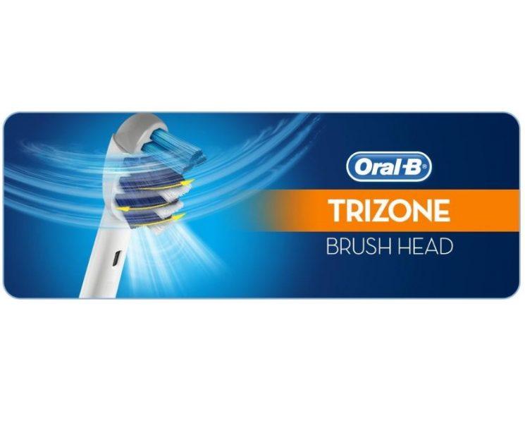ראש מברשת שיניים טרייזון Oral-B TRIZONE