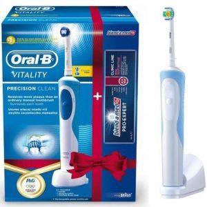 מברשת שיניים חשמלית אורל בי Oral-B VITALITY