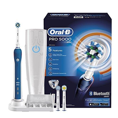מברשת שיניים חשמלית Professional Care 5000 Oral-B