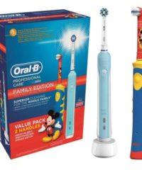 מברשת שיניים חשמלית Professional Care 500 D16 Oral-B