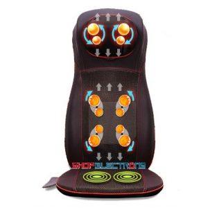 מושב עיסוי לגב ולצוואר GERMAINE GM-2303