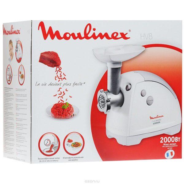 מטחנת בשר מולינקס Moulinex ME620