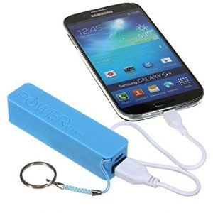 מטען נייד POWER BANK 2600mAh