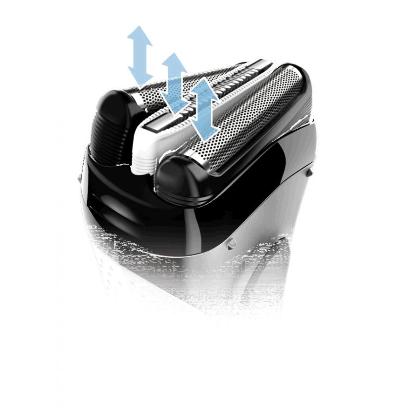 מכונת גילוח בראון 3020s סדרה החדשה של 3 - Braun Series 3 3020s shaver