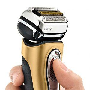מכונת גילוח בראון BRAUN 9299CC Gold