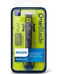 מכונת גילוח חדשה של פיליפס PHILIPS OneBlade