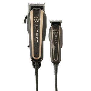 מכונת תספורת חשמלית Wahl Barber Combo 8180 LEGEND&HERO