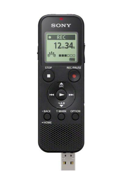 מכשיר הקלטה סוני Sony ICD-PX370
