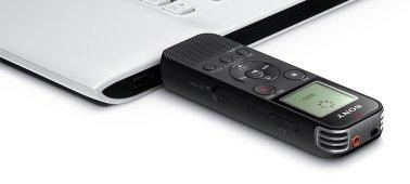 מכשיר הקלטה סטריאו דיגיטלי סוני SONY ICD-PX470