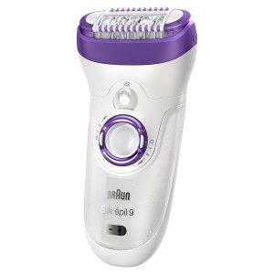 מכשיר להסרת שיער ביתי בראון BRAUN 9 9-579
