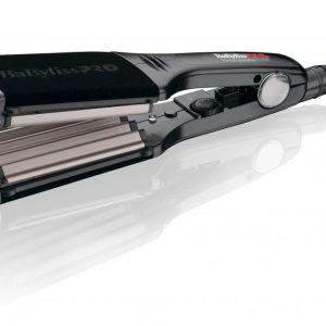 מכשיר קרימפר לעשיית גלים בשיער בייביליס פרו BaByliss Pro 2512