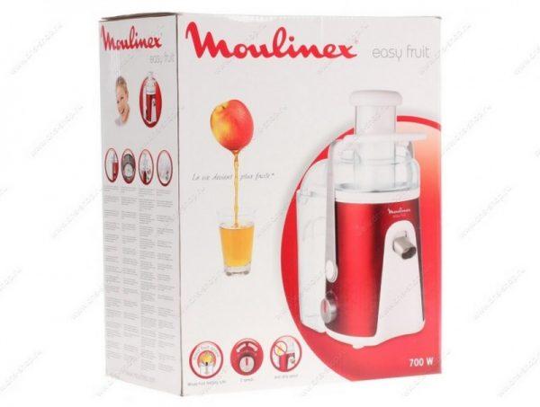 מסחטת פירות קשים מולינקס Moulinex JU585