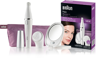 מסיר שיער בראון Braun Face Premium edition 830