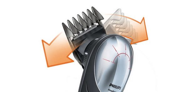 מסרק הגבהה למכונת תספורת פיליפס QC5580