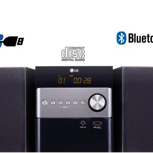 מערכת סטריאו ביתית בלוטוס LG CM1560