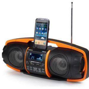מערכת שמע ניידת עם בלוטוס SAFA GB3600 BT
