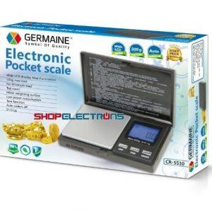 משקל דיגיטלי לתכשיטים GERMAINE CR-5510