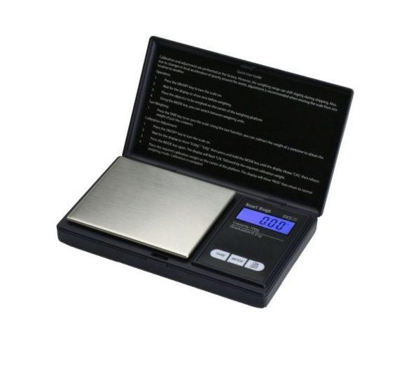 משקל דיגיטלי גרמים 0.1 עד 500 גרם