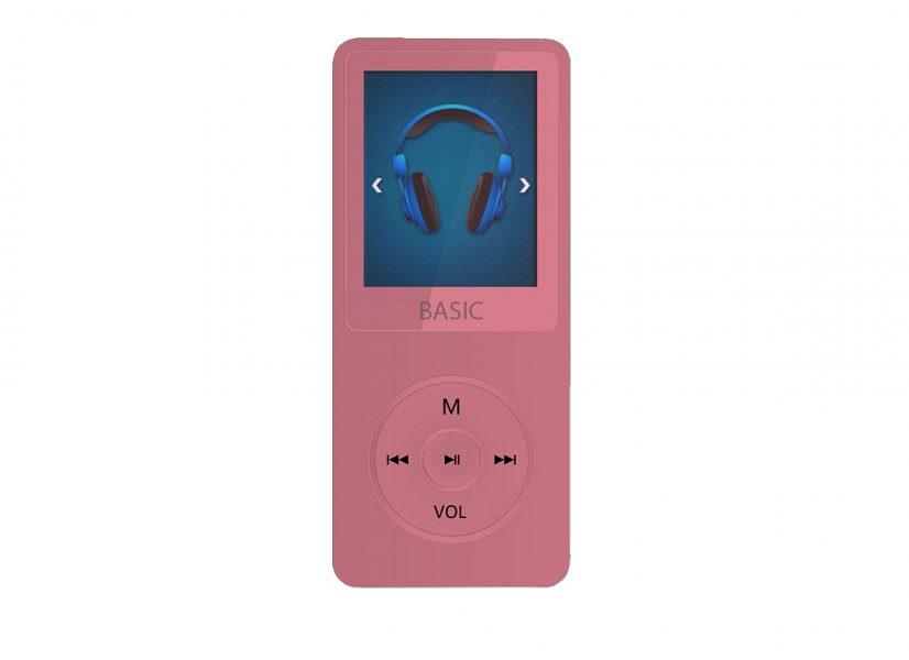 נגן mp3 כשר עם/בלי רדיו SAMVIX BASIC