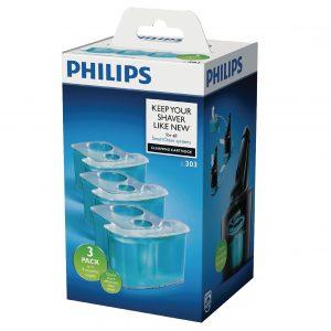 נוזל ניקוי ושטיפה למכונת גילוח פיליפס סדרה PHILIPS 9000