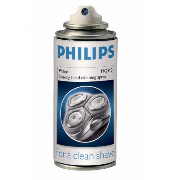 תרסיס ניקוי שימון וחיטוי סכינים למכונות גילוח PHILIPS