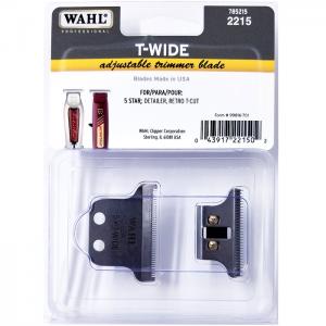 סט להבים למכונת תספורת דיטיילר wahl detailer T- WIDE