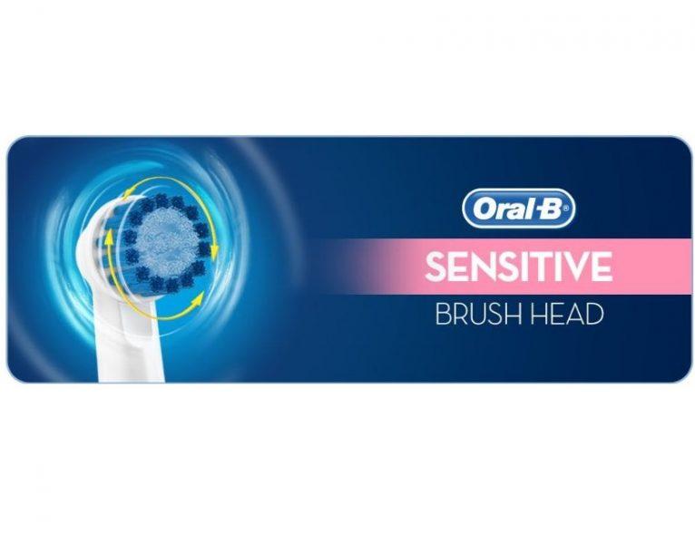 ראש מברשת לשיניים רגישות Oral-B Sensitive Clean