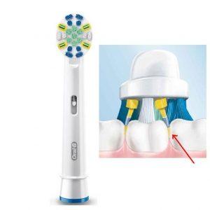 ראש מברשת שיניים חשמלית Oral-B Floss Action