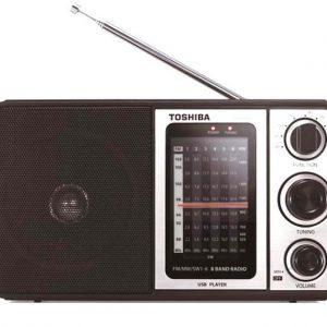 רדיו גלים קצרים טושיבה עם USB