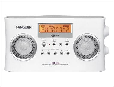רדיו דיגיטלי סטריאו סנג'ין Sangean PRD5