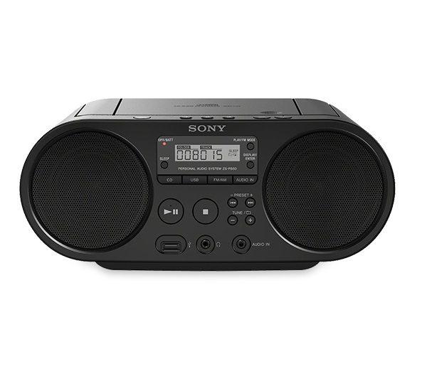 מערכות שמע ניידות סוני MP3