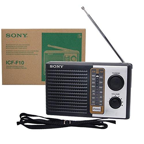 רדיו טרנזיסטור סוני Sony ICF-F10