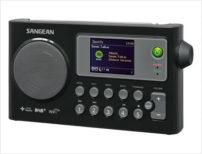 רדיו wifi סנג'ין SANGEAN WFR-27C