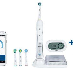 מברשת שיניים חשמלית Oral B אורל בי 6500 Bluetooth