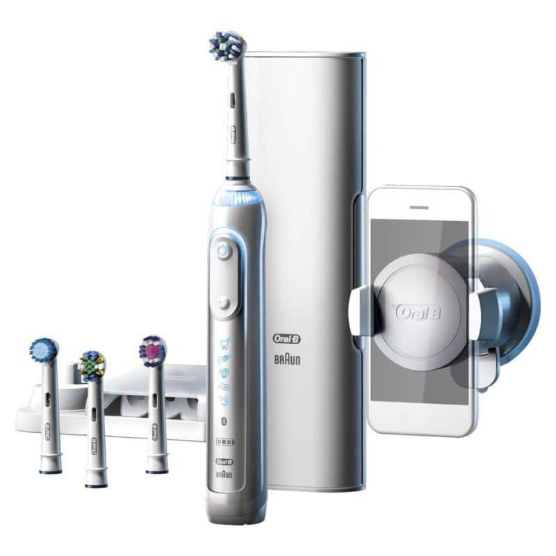 מברשת שיניים חשמלית אורל בי 9000 Oral-B 9000 Bluetooth