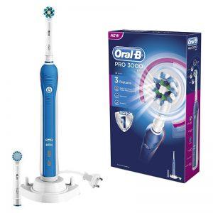 מברשת שיניים חשמלית Oral-B Professional Care 3000