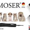 מכונת תספורת לבעלי חיים Moser MAX50