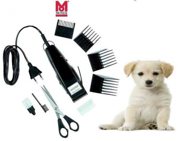 מכונת תספורת לכלבים מוזר MOSER 1400