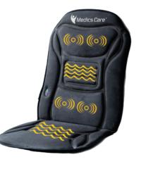 מושב עיסוי חימום ורטט MEDICS CARE MC-2102